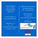 Saaristomeren kalatalouden keskustelu- ja tiedotustilaisuus 12.4. klo 17-19 Turussa