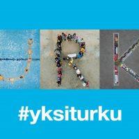 #yksiturku-kampanja alkaa Turussa