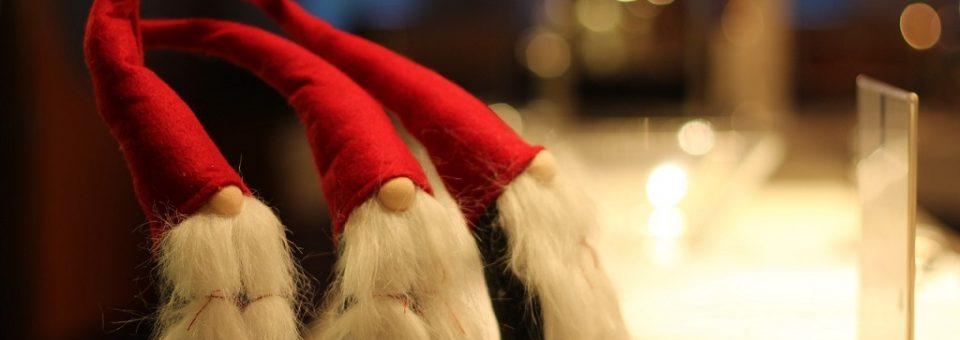 Hyvää Joulua ja Onnekasta Vuotta 2018!