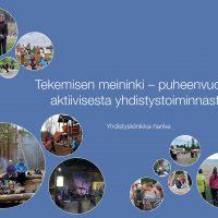 Tekemisen meininki – Puheenvuoroja aktiivisesta yhdistystoiminnasta -julkaisu