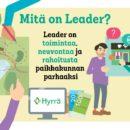 Leader-ryhmät vetoavat päättäjiin: Maaseutua paikallisesti kehittävään toimintaan tarvitaan isompi tuki!